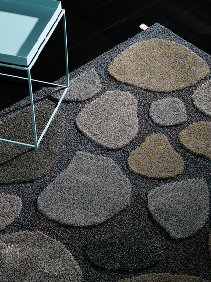 Press kit | 1165-01 - Press release | Design news from Kasthall - Kasthall - Commercial Interior Design - Carpet Archipelago November by Gunilla Lagerhem Ullberg, Kasthall - Photo credit: Kasthall