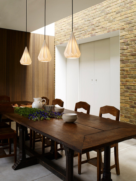 "Press kit | 2023-01 - Press release | British lighting manufacturer Original BTC launches new collections for SS16 - Original BTC - Lighting Design -   Original BTC  Hatton 3 pendants  <a href=""http://www.originalbtc.com"">www.originalbtc.com</a>  +207 351 2130   - Photo credit: Original BTC <a href=""http://www.originalbtc.com""></a>"