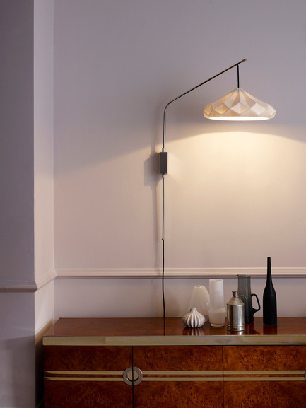 "Press kit | 2023-01 - Press release | British lighting manufacturer Original BTC launches new collections for SS16 - Original BTC - Lighting Design -   Original BTC  Hatton 4 wall light  <a href=""http://www.originalbtc.com"">www.originalbtc.com</a> +207 351 2130   - Photo credit: Original BTC"