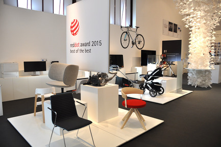 "Press kit | 1696-06 - Press release | After record participation: The winners of the Red Dot Award: Product Design 2016 have been announced! - Red Dot Award - Competition - Exhibition ""Design on Stage"" in the Red Dot Design Museum<br> - Photo credit: Red Dot"