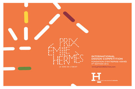 Press kit | 1144-02 - Press release | D'DAYS– The Design Festival– Grand Paris - D'DAYS - Event + Exhibition -  Prix Emile Hermès 2016  - Photo credit:  Prix Emile Hermès 2016