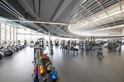 Press kit | 816-02 - Press release | Outstanding Sports Facility Award: a First in Nearly 30 Years for Canada - Cibinel Architects Ltd + Batteriid Architects - Institutional Architecture - Photo credit: Jerry Grajewski