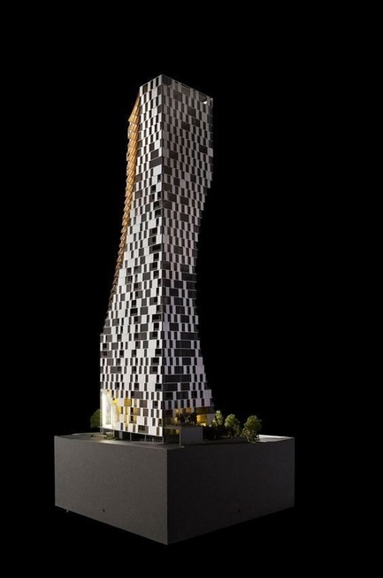 Press kit | 2051-02 - Press release | Alberni by Kuma: Kengo Kuma Reveals Details for His First North American, Large-Scale Tower in Vancouver, British Columbia - Westbank - Residential Architecture - Alberni by Kuma  - Photo credit: Ed White