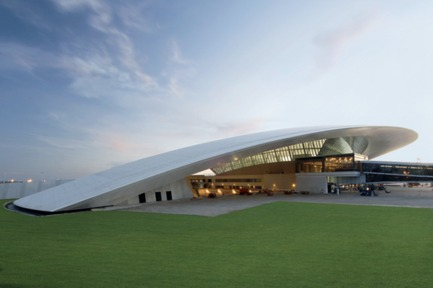 Dossier de presse | 1071-02 - Communiqué de presse | Second annual Architizer A+ Awards - Architizer - Competition - Carrasco International Airport - Rafael Vinoly Architects