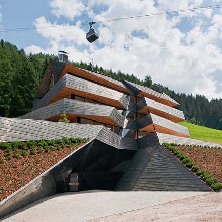 Press kit | 1071-02 - Press release | Second annual Architizer A+ Awards - Architizer - Competition - Dolomitenblick, Plasma studio