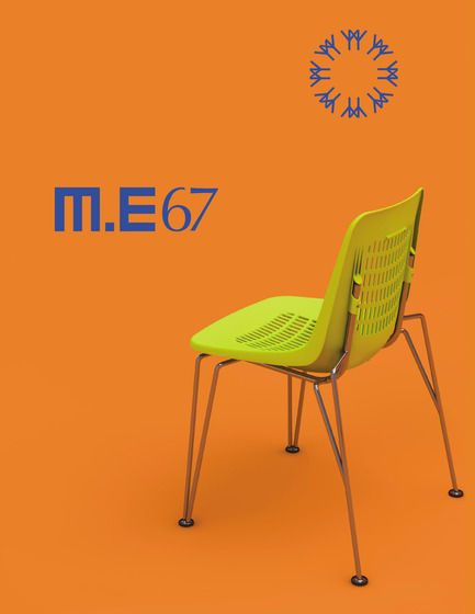 Press kit | 2044-01 - Press release | M.E67 Chair – World Premiere - August D. - Product - M.E67 chair - Photo credit:   All rights reserved