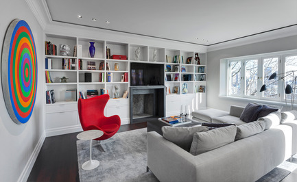 Press kit | 625-15 - Press release | Arte e Moda - Desjardins Bherer - Residential Interior Design -  SÉJOUR  MAITRES<br>CE PROJET COMPORTE DES RESTRICTIONS DE PUBLICATION, MERCI DE CONTACTER CAROLINE SIMARD POUR AVOIR ACCÈS AUX IMAGES  csimard@volume2.ca   /THIS PROJECT HAS PUBLICATION RESTRICTIONS, PLEASE CONTACT CAROLINE SIMARD TO ACCESS IMAGES  csimard@volume2.ca     - Photo credit:  <br>André Doyon