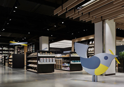 "Press kit | 1124-08 - Press release | WIN Awards - Retail & Workspace Interiors Shortlist Announced - World Interiors News - Commercial Interior Design - WIN Awards 2016 - Retail Interiors Greater Than 200 SQM Category: eMart 'The Life' by Conran & Partners (South Korea) <br><br>South Korea's leading retailer, The Shinsegae Group, have launched a new furniture and homeware brand to ""take on IKEA"" with an instinctively logical layout to offer customers an easier and more relaxing shopping experience in contrast to the overwhelming IKEA love-it/loath-it format.<br><br>The new brand, known as the ""The Life"", recently unveiled its first concept store; an ambitious 3,000 sq. m shop-in-shop offering over 5,000 homeware products. <br><br>'Creating the look and feel of your own home can be such a confusing and tricky time because there is so much choice out there, so I love the simplicity of the bird and the nest with the slogan 'Build your Home Beautifully'. It is very sweet and gentle, which is a nice place to be when you are thinking about creating a home, and gives a really fresh concept to flat-packed furniture - something that has been around for a long time.' CA - Photo credit: Conran & Partners"