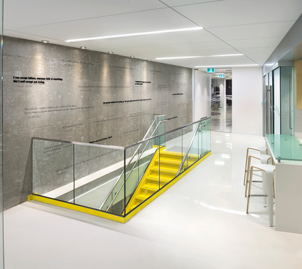 Press kit | 2073-01 - Press release | DIALOG awarded 'Best Tenant Improvement' for LGM's Vancouver Head Office - DIALOG - Commercial Interior Design - LGM's Vancouver office<br> - Photo credit: Ed White <br>