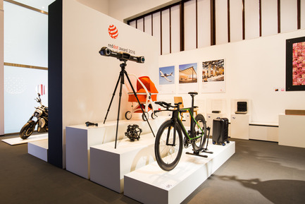 "Press kit | 1696-09 - Press release | Award-winning design, premium products and a touch of Hollywood in Essen: That was the Red Dot Gala 2016 - Red Dot Award - Competition - ""Design on Stage"" in the Red Dot Design Museum shows all award-winning products. - Photo credit: Red Dot"