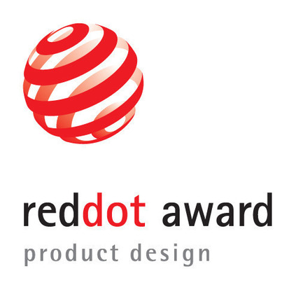 Press kit | 1696-09 - Press release | Award-winning design, premium products and a touch of Hollywood in Essen: That was the Red Dot Gala 2016 - Red Dot Award - Competition - Logo of the Red Dot Award: Product Design<br> - Photo credit: Red Dot<br>