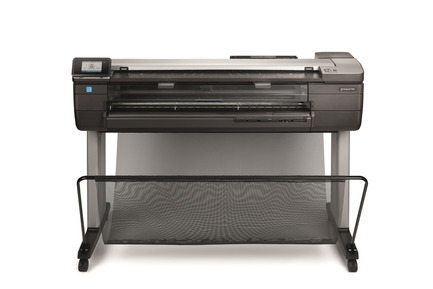 Press kit | 2171-01 - Press release | HP PageWide XL and DesignJet Printers Win Coveted Red Dot Design Awards - HP Inc. - Product - HP DesignJet T830 Multifunction Printer - Photo credit: HP Inc.