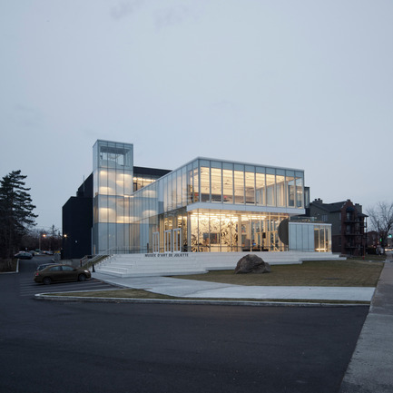 Press kit | 567-10 - Press release | Joliette art Museum - Les architectes FABG - Institutional Architecture - Photo credit: Steve Montpetit<br>
