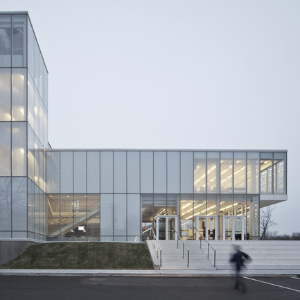 Press kit | 567-10 - Press release | Joliette art Museum - Les architectes FABG - Institutional Architecture - Photo credit: Steve Montpetit