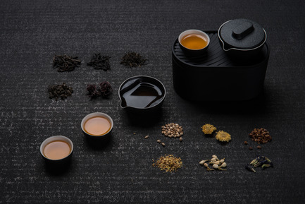 Press kit | 1696-10 - Press release | China Good Design 2016 – last opportunity to take part - Red Dot - Competition - Gold Winner 2015: Mini Tea Set T1<br> - Photo credit: China Good Design<br>