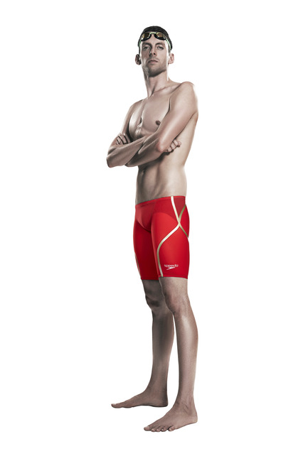 Press kit | 2170-01 - Press release | Look faster, feel faster and be faster with the SPEEDO® Fastskin LZR Racer X - Speedo - Product - Ryan Cochrane - Photo credit: Speedo