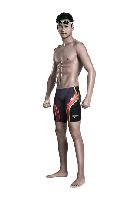 Press kit | 2170-01 - Press release | Look faster, feel faster and be faster with the SPEEDO® Fastskin LZR Racer X - Speedo - Product - Sun Yang - Photo credit: Speedo