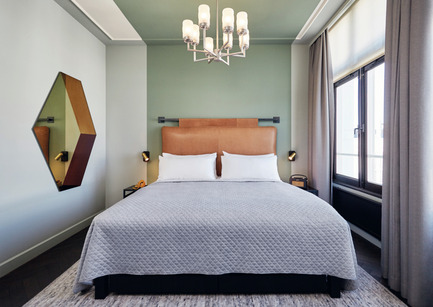 Press kit | 1124-09 - Press release | WIN Awards - Hospitality Shortlist Announced - World Interiors News - Commercial Interior Design -  WIN Awards 2016 - Hotels Category: The Hoxton Amsterdam by Nicemakers (Netherlands)<br><br>The Hoxton is a young and innovative small hotel group from London. The formula is simple: local and high quality design, good food and a lively atmosphere at affordable prices. With each new project a local team is appointed to ensure that the local city character is captured. To make sure the project is given the right energy and that the right balance between public spaces and hotel rooms is achieved, the interior designers were involved at an early stage. Without a standard set of requirements, the designers had creative freedom, with the only objective to ensure a homely feeling throughout. This maintained the essence of The Hoxton identity while offering a true taste of local culture.<br><br>'An adaptive re-use, sympathetically and innovatively designed by the team at Nicemakers. Created by connecting five 17th century canal houses, the design team showed great talent in blending the historic elements of building and a measurable sense of place and flair in modernising the interior design. The event and meeting space, whilst unpretentious, is truly inspired...this hotel will further increase the growing Hoxton fan base and is a worthy inclusion on the Hotels shortlist.' JT<br> - Photo credit: Nicemakers