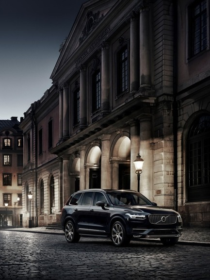 "Press kit | 1968-02 - Press release | 9th Annual International Design Awards Winners Announced  - International Design Awards - Competition - 9th IDA Product Design of the Year ""The All-New 2016 XC90"" by Volvo Cars - Photo credit: Volvo Cars"