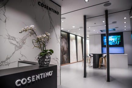 Press kit | 1903-01 - Press release | Grand Opening of the Cosentino City London - Cosentino - Product - Photo credit: Cosentino