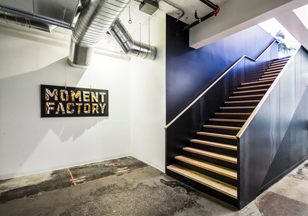 Press kit | 880-10 - Press release | Moment Factory - MU Architecture - Commercial Interior Design - Photo credit: Ulysse Lemerise Bouchard