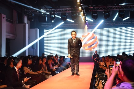 Press kit | 2188-01 - Press release | Red Dot Award: Design Concept 2016 Results - Red Dot Award: Design Concept - Industrial Design - Asia President of Red Dot, Mr Ken Koo, opening the awarding ceremony - Photo credit: Red Dot Award: Design Concept