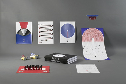 Press kit | 2188-01 - Press release | Red Dot Award: Design Concept 2016 Results - Red Dot Award: Design Concept - Industrial Design - Papier Machine - Photo credit: Red Dot Award: Design Concept