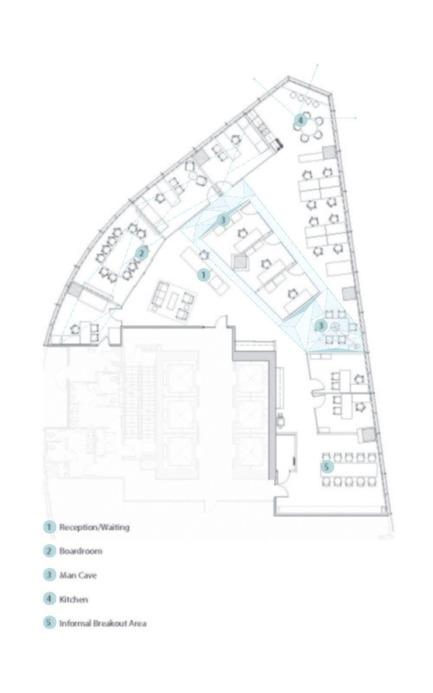 Amazing Press kit Press release From mountain to modern design Edgar Office floor plan