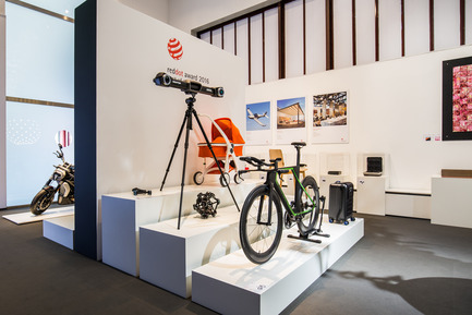 "Press kit | 1696-11 - Press release | Application phase for the Red Dot Award: Product Design 2017 begins - Red Dot Award - Competition - Special exhibition ""Design on Stage"" in the Red Dot Design Museum<br> - Photo credit: Red Dot<br>"