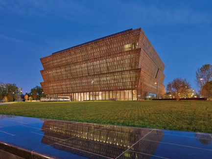 Press kit | 1176-12 - Press release | Renowned Architect DavidAdjaye Announced as IDS17 International Guest of Honour - Interior Design Show (IDS17) - Event + Exhibition - The National Museum of African American History and Culture <br> - Photo credit:   Alan Karchmer