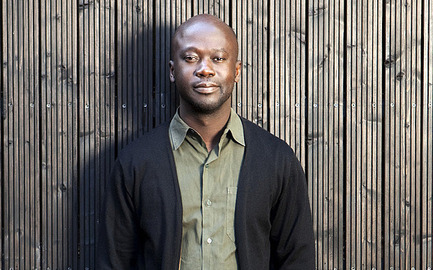 Press kit | 1176-12 - Press release | Renowned Architect DavidAdjaye Announced as IDS17 International Guest of Honour - Interior Design Show (IDS17) - Event + Exhibition - David Adjaye - Photo credit: Ed Reeve