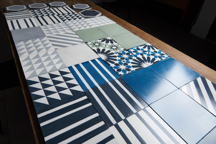 Press kit | 798-07 - Press release | The Medina Tiles Collection is Growing at Ramacieri Soligo - Ramacieri Soligo - Product - Photo credit: William Arcand