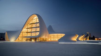 Press kit | 661-18 - Press release | World Architecture Festival Awards 2013 shortlist announced - World Architecture Festival (WAF) - Competition - Heydar Aliyev Centre - Zaha Hadid Architects