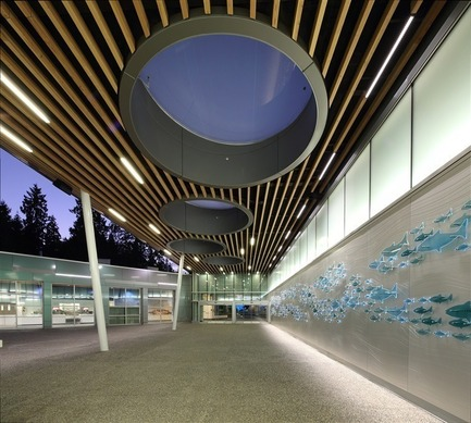 Press kit | 1615-03 - Press release | Call for Entries: The IESBC Vision Awards open January 1, 2017 - IESBC - Lighting Design -    Vancouver Aquarium by AES Engineering Ltd. (Sunny Ghataurah, Doug McMillian, Andy Su and Eke Roosioks)  - Photo credit: Ema Peter<br>