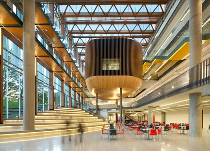 Press kit | 1615-03 - Press release | Call for Entries: The IESBC Vision Awards open January 1, 2017 - IESBC - Lighting Design -    UBC Student Union Building by AES Engineering Ltd.(Sunny Ghataurah). Winner of the 2016 Edwin F. Guth Memorial Award for Interior Lighting Design.<br>    - Photo credit: Ema Peter<br>