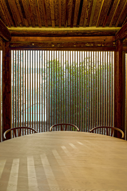 Press kit | 2264-01 - Press release | Tea House in Hutong - Arch Studio - Commercial Interior Design - Private Tea Room - Photo credit: Wang Ning