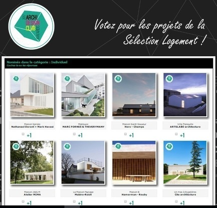 Press kit | 2276-01 - Press release | La 4ème édition des ArchiDesignclub Awards est lancée - ArchiDesignclub by Muuuz - Concours - ArchiDesignclub Awards 2017 : Les votes sont ouverts jusqu'au 10 février ! - Photo credit: Muuuz