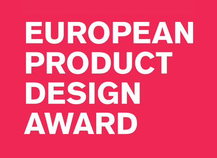 Press kit | 2343-01 - Press release | Call for Entries - European Product Design Award - European Product Design Award - Competition -  European Product Design Award  - Photo credit: European Product Design Award