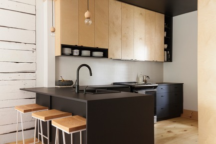 Press kit | 2242-01 - Press release | Lévesque Project - Mélissa Ohnona Design - Residential Interior Design - Photo credit: Maxime Brouillet