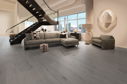 Press kit | 1639-06 - Press release | Spotlight on New Colours, Character and Lengths for 2017 at Mirage Floors - Mirage Hardwood Floors - Product -  Maple Peppermint, Character, Sweet Memories Collection - Photo credit: Mirage Hardwood Floors