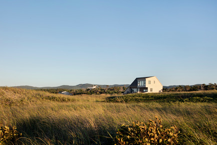Press kit | 1527-05 - Press release | West Dune House - Bourgeois / Lechasseur architects - Residential Architecture - Photo credit: Adrien Williams