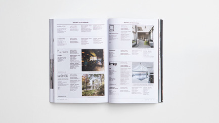 Press kit | 611-25 - Press release | Index-Design Launches the 8th Edition of the Guide – 200 Interior Designers from Quebec - Index-Design - Edition - Guide 200 designers d'intérieur au Québec - Photo credit: Adrien Williams