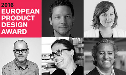 Press kit | 2343-02 - Press release | Introducing the ePDA Jurors - European Product Design Award - Competition - ePDA Jury Panel - Photo credit: ePDA