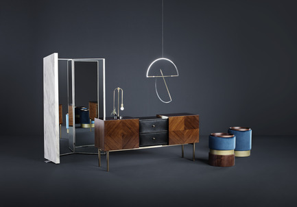 "Press kit | 877-10 - Press release | MOBILIA Brings the Roaring Twenties to IDS17 in Toronto and Takes Home   ""Best Booth Design Gold Award"" - MOBILIA - Lifestyle - Photo credit: Jean Longpré"