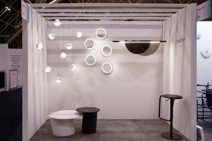 Press kit | 2351-01 - Press release | New Lighting Collection by ANONY - ANONY - Lighting Design - Interior Design Show 2017 | Studio North | Best Collection Award - Photo credit:  Wendy Pham