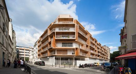 Dossier de presse | 2276-03 - Communiqué de presse | ArchiDesignclub Awards 2017 - ArchiDesignclub by Muuuz - Architecture institutionnelle - Lauréat dans la catégorie Programmes mixtes : LESS, Paris (75) - AAVP Architecture - Crédit photo : Luc Boegly