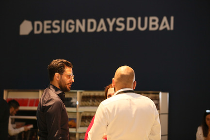 Press kit | 1834-13 - Press release | Design Days Dubai Completes its Sixth and Most Successful Edition in its New Location, d3 - Design Days Dubai - Event + Exhibition - DDD2017_Cities Store  Dubai Pictured: Tarek El Kassouf - Photo credit: Image Courtesy of Design Days Dubai