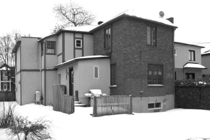 Press kit | 1142-06 - Press release | La Cardinale - L. McComber - Residential Architecture - Before - Photo credit: L. McComber