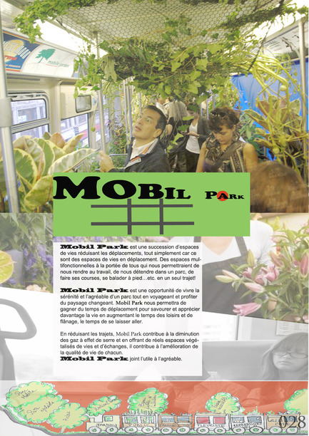 Press kit | 2511-01 - Press release | Proposals and Winners of the 2017 Morph.o.polis Call for Ideas - Morph.o.polis - Competition - MobilPark - Photo credit: Maya Gana