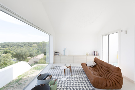 Press kit | 2524-01 - Press release | Quiet House - ARTELABO - Residential Architecture - Photo credit: Marie-Caroline Lucat